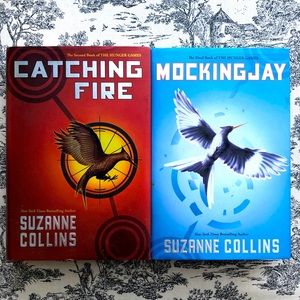 Catching Fire Mockingjay Hunger Games Series Book